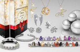 £19 instead of £199 (from Tresa Charms) for a jewellery advent calendar - save 90%