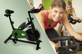 £109 (from Games & Fitness) for a PowerTech Vita racing exercise bike!