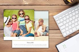 £5 (from Pixa Prints) for a personalised square wall calendar!