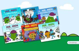 £7.99 instead of £17.94 (from Kids IQ Books) for one set of Mr Men or Little Miss books, £14.99 for two sets or £19.99 for three sets - save up to 55%