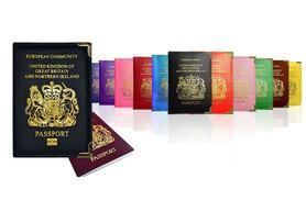 £2 instead of £19.99 (from Fakurma) for a passport holder, £5 for three - choose from 11 colours and save up to 90%