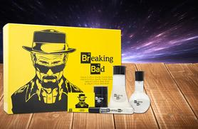 £18 instead of £31.01 (from Wowcher Direct) for a four-piece Breaking Bad perfume gift set - save 42%