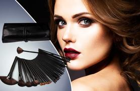 £12 instead of £59.99 (from SalonBoxed) for a 32-piece makeup brush set - save 80%
