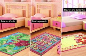 £9.99 instead of £29.99 (from Funky Buys) for a small children's play mat rug, £14.99 for a medium rug or £18.99 for a large rug - save up to 67%