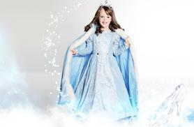 £9 for a 'Frozen'-inspired makeover photoshoot and prints, or £19 including a recording experience at Love Exclusive, Manchester city centre