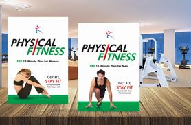 £5 instead of £11 (from BX Plans) for a BX Fitness exercise plan book for men or women, £9 for both - shape up and save up to 55%