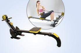 £79 (from Games & Fitness) for a Body Sculpture Ace Gym and Rowing Machine