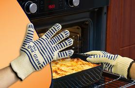 £5.99 instead of £19.99 (from Pretty Essential) for a five-fingered flexi-grip oven glove, or £9.99 for two - save up to 70%