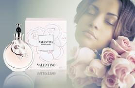 £19.99 instead of £41.91 for a 50ml bottle of Valentino Valentina Acqua Floreale eau de toilette, or £24 for a 80ml bottle from Wowcher Direct - save up to 52%
