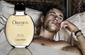 £19 instead of £46.01 for a 125ml bottle of Calvin Klein Obsession aftershave for men from Wowcher Direct - save 59%