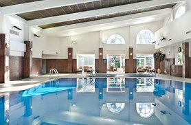 £79 for a spa day including fire and ice experience, two treatments and afternoon tea, £149 for two people at The Belfry, Sutton Coldfield - save up to 50%