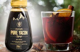£10 instead of £23 (from HealthSpark) for 324g of yacón syrup - save 57%