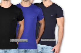 From £18 for a men's Emporio Armani T-shirt in sizes S-XL - choose from 12 styles and save up to 60%
