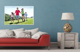 £12 instead of £54.99 (from Your Perfect Canvas) for a personalised A1 canvas - add a beautiful personal touch to your home and save 78%