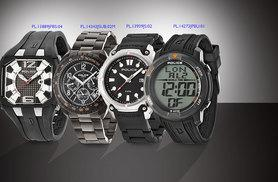From £29 for a men's designer Police watch - choose from 17 styles!