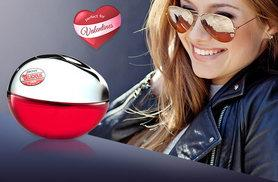£19 instead of £52.01 for a 50ml bottle of DKNY Red Delicious eau de parfum from Wowcher Direct - save a refreshing 63%