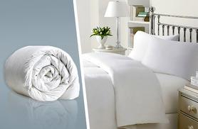 From £8.99 (from Groundlevel.co.uk) for a 13.5 tog anti-allergenic duvet, from £9.99 for a 15 tog duvet - choose single, double or king and save up to 72%