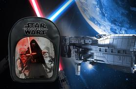 £5.99 instead of £16 for a children's Star Wars Kylo Ren backpack - save 63%