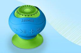 £12.99 for a Jam wireless splash-proof suction speaker from Wowcher Direct!