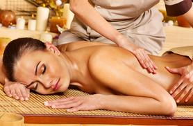£21 instead of up to £55 for a one-hour exfoliation scrub and warming full body massage at Beautiful World, Twickenham - save up to 62%