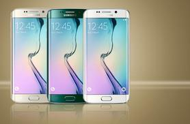 £10 instead of £59.99 for a Samsung Galaxy S6 64GB in white, black or gold when you sign up to a 24-month contract - save 83% + DELIVERY INCLUDED!