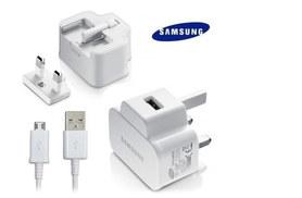 £9.99 instead if £19.99 (from SA Products) for a Samsung Galaxy charger with USB cable - power up and save 50%