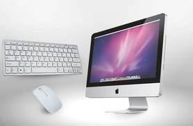 £335 instead of £700 for a grade B refurbished Apple iMac with a Core 2 Duo 2.00GHz-2.4GHz processor and 20-inch screen + DELIVERY INCLUDED - save 52%