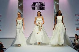 From £8 instead of £16.50 for a ticket to The National Wedding Show at Birmingham NEC on 4th-6th March 2016 - save 52%