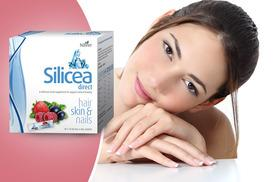 £8.99 instead of £21.95 (from Healthy2u) for 30 red berry flavoured sachets of silicea for hair, skin and nails - save 59%