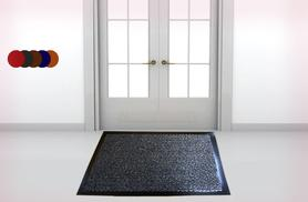 £4.99 instead of £39.99 (from Groundlevel.co.uk) for a 'Dirt Grabber' non-slip doormat, £7.99 for two - choose from five colours and save up to 88%