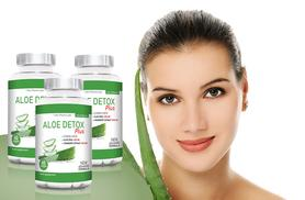 £9.99 instead of £37 (from Slim Pharma Labs) for a one-month supply* of Aloe Vera Plus, £19.99 for a three-month supply* - save up to 73%