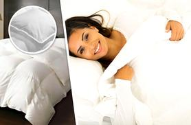 From £19.99 (from Groundlevel) for a 13.5 tog duck feather and down winter duvet, from £22.99 for a goose feather and down duvet - save up to 71%