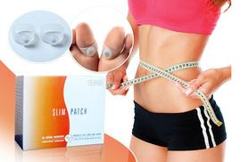 £7.99 instead of £40 (from Alvi's Fashion) for 30 weight management 'slim' patches and a magnetic toe ring - feel fab and save 80%