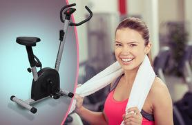 £39 for a fitness exercise bike, or £64 for a folding fitness exercise bike