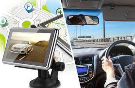 £29.99 instead of £139.99 (from TLD Marketing) for a NAVTECH Touchscreen Smart GPS Sat Nav - hit the road and save 79%