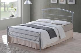 £59 instead of £149 (from Furniture Instore) for a single Brennington metal bed frame, £69 for a small double or double or £79 for a king size frame - save up to 60%