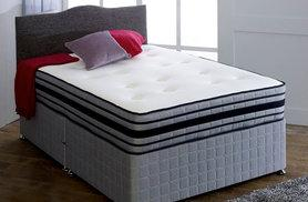 From £169 (from FlameJar) for a deluxe edition 3D AirFlow 3000 pocket sprung mattress - choose single, double, king or super king and save up to 63%