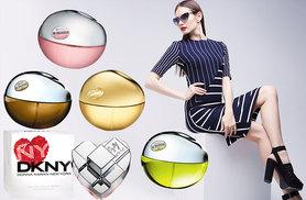 £12.99 for DKNY Be Delicious for men, £16.99 for Golden Delicious or Delicious Fresh Blossom for women, £17.99 for Be Delicious or My NY - save 28%