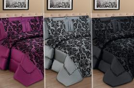 £19.99 instead of £65.99 (from Fusion Online) for a double or king size quilted bedspread and pillowcase set - save 70%