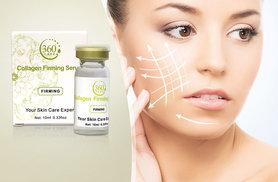 £8 instead of £35 (from Real Protein) for a 10ml bottle of collagen serum, £15 for two bottles - save up to 77%