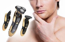 £16 instead of £49.99 (from EF Mall) for a 3-in-1 electric shaver – save 68%
