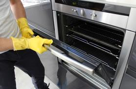 £35 instead of £79.99 for a full oven clean, £49 to include a full hob clean with CRMS - save up to a gleaming 56%