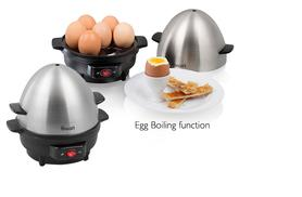 £14.99 (from Swan Products) for a Swan egg boiler and poacher - get an eggcellent addition to your kitchen
