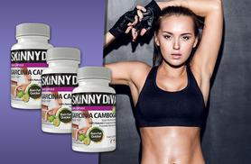 £10 instead of £69.98 (from Skinny Diva) for 120 capsules of Garcinia Cambogia - save 86% + GET AN EXTRA 60 CAPSULES FOR FREE!