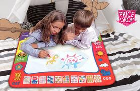 £3.99 instead of £24.99 (from Toy Meets World) for a small magic doodle mat, £8.99 for large - save up to 84%