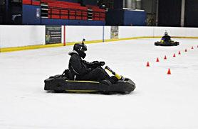 £39 for a karting on ice experience at one of six locations from Buyagift - whiz around in a go kart on ice!