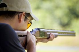 £44 for a clay pigeon shooting session with seasonal refreshments at one of 10 UK locations from Activity Superstore - take aim!