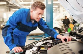 £9.99 instead of £49.99 for a four-in-one car check including bulbs, anti-freeze, wiper and wiper jet fluid level check at Perivale Motor Repairs, NW London - save 80%