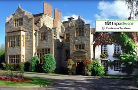 £99 for an overnight Warwickshire stay for two people inlcuding breakfast, sparkling afternoon tea and Warwick Castle entry, £129 for a family of four - save up to 41%