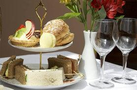 £15 for an afternoon tea for two people at a choice of 8 locations nationwide from Buyagift